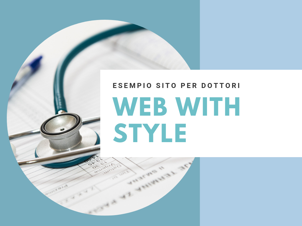sito web per medici