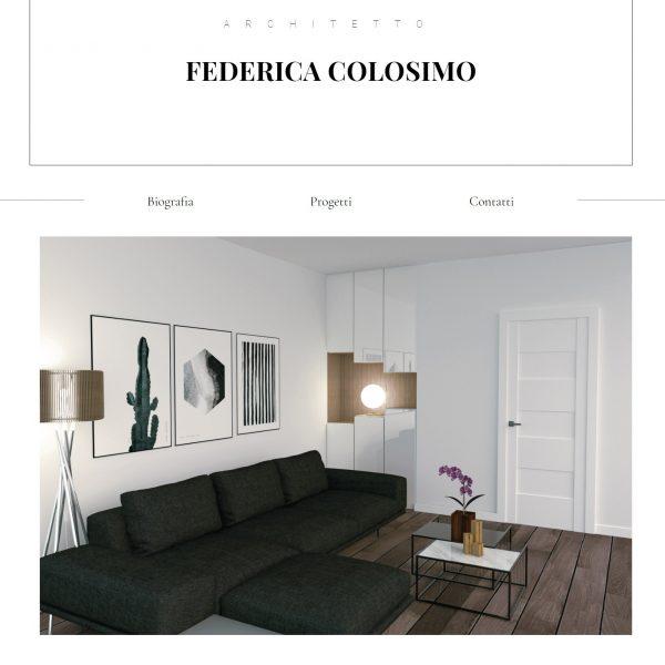 sito per architetti