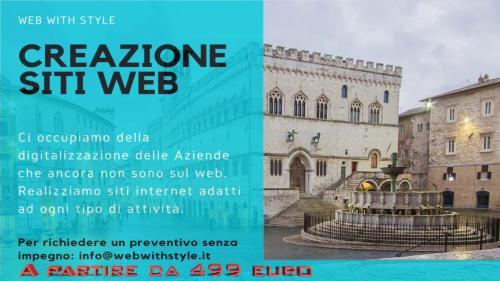 Realizzazione Siti Web Perugia